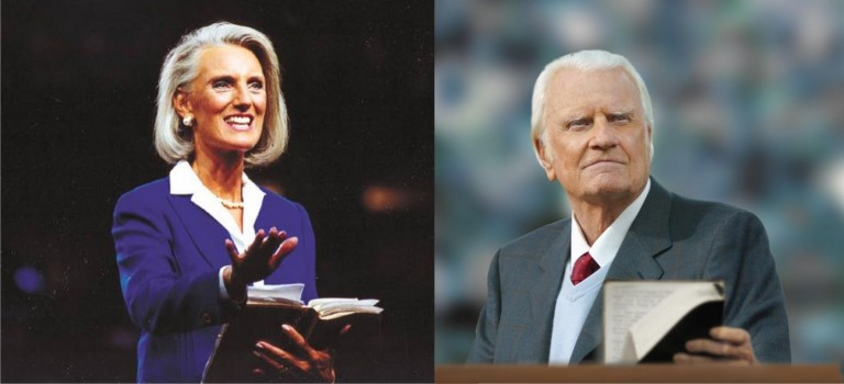 Anne Graham e billy ngraham