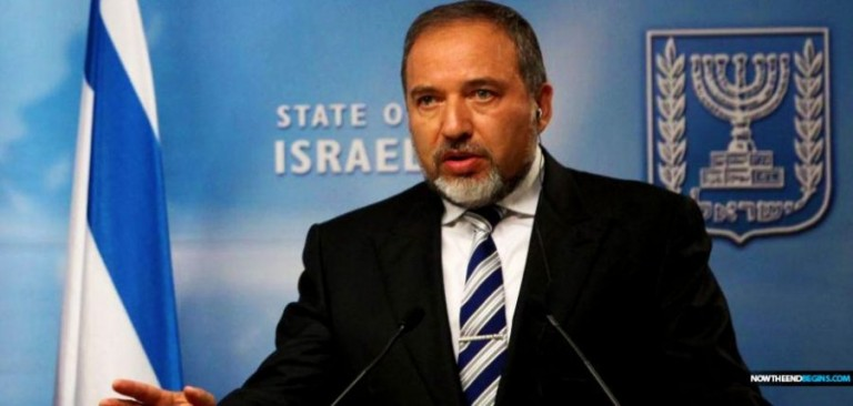 avigdor-liberman-says-only-messiah-will-bring-peace-israel-palestine-middle-east-iran-syria-end-times-now-the-end-begins-idf-933x445
